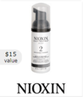Beauty Care Choices: Free Nioxin System 2 Scalp Treatment