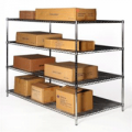 The Shelving Store: $247 Off Wire Shelving With Shelves