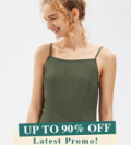 SheIn: 90% Off Latest Promo