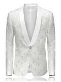 Ericdress: 68% De Descuento Ericdress De Moda Clásica Adelgaza Un Botón De La Chaqueta De Los Hombres