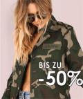 SheIn: 50% Rabatte