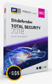 BitDefender: 60% Off Bitdefender Total Security 2018