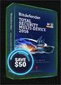 BitDefender: $50 Off Total Security Multi-Device 2016