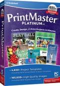 Broderbund: PrintMaster V8 Platinum Just Sale $39.99