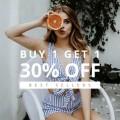 Zaful: Kaufen Sie Ein Get One 30% Rabatt