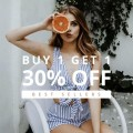 Zaful: Buy One Get One 30% Off