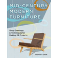 Shop Woodworking: Mid-Century Modern Furniture Now: $29.99