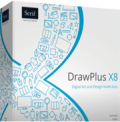 Serif: DrawPlus X8 - A Serif Legacy Application For £24.99