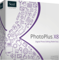 Serif: PhotoPlus X8 - A Serif Legacy Application For £24.99