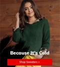 SheIn: 70% Off Best Selling Sweaters